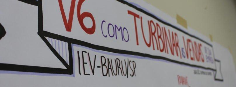 Clube Nitro V6 se reúne em Bauru
