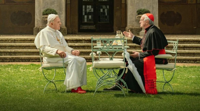 Liderança: 4 aprendizados do filme Dois Papas