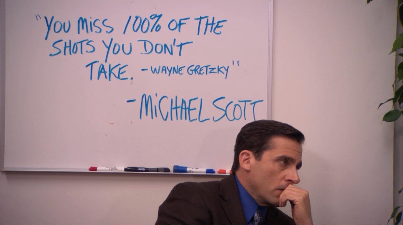 Como NÃO ser um líder - com Michael Scott, de The Office